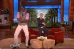 Dwight Busts Out Gangnam Dance on 'Ellen'