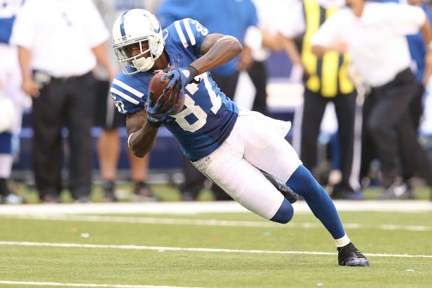 Fantasy Football:  Will Reggie Wayne Continue to Thrive?