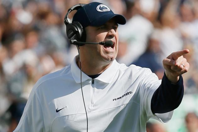 Penn State Not Using Illinois Recruiting as Motivation
