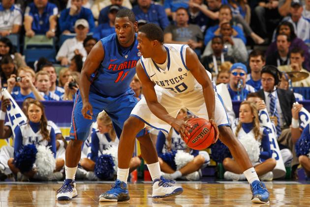 Kentucky Basketball: Predicting the Wildcats' 2012-13 SEC Conference Record