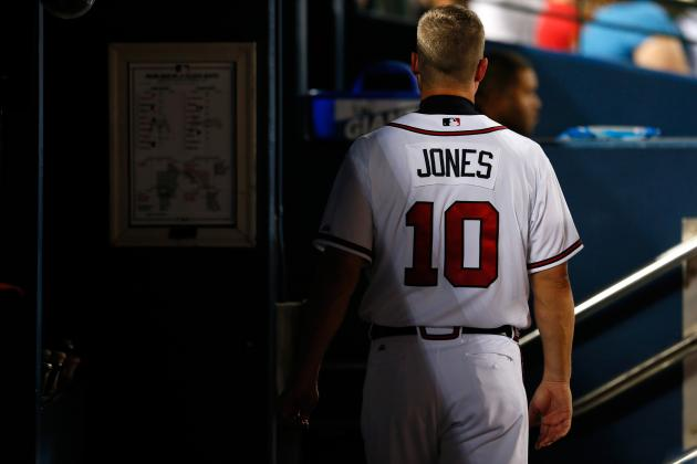 Chipper Jones Farewell: Thank You for the Memories, Chipper
