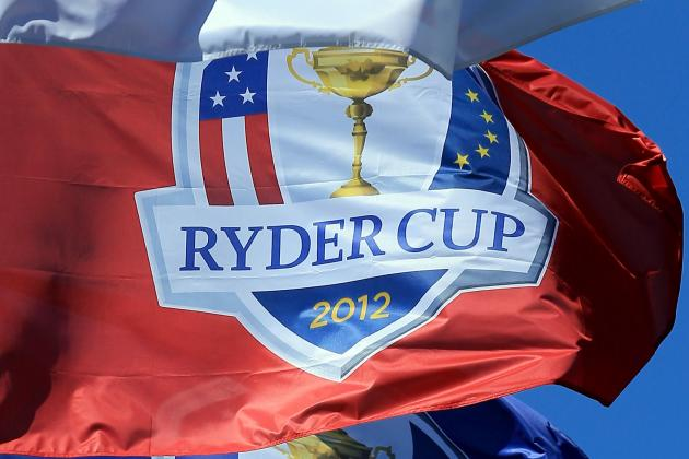 Ryder Cup 2012 Live Streaming: Useful Links for Saturday's Matches