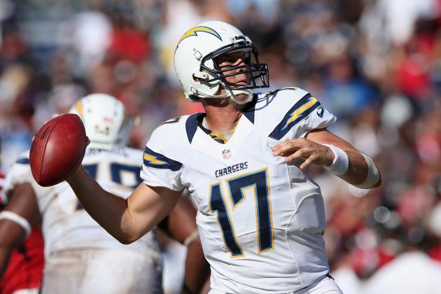 San Diego Chargers: Philip Rivers Set to Join 25,000-Yard Passing Club