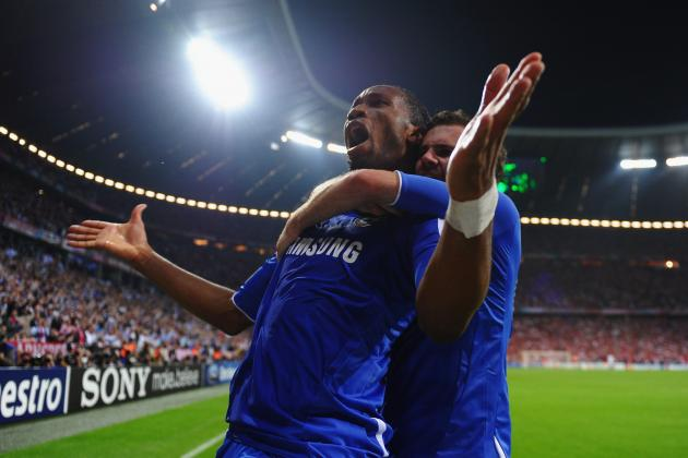 Di Matteo Admits Chelsea Have to Move on from the Didier Drogba Era
