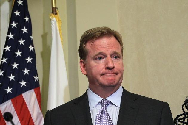 A Reply to Roger Goodell's
