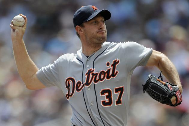 Do the Tigers Have Any Shot in the ALDS If Max Scherzer Never Throws a Pitch?