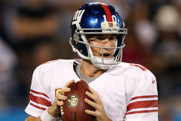 Philadelphia Eagles vs. New York Giants: Betting Odds, Preview, Trends, Pick