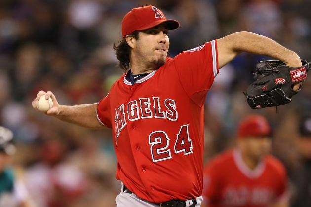 """Dan Haren Is Not Happy About """"source"""" Saying Angels Will Decline His Option"""