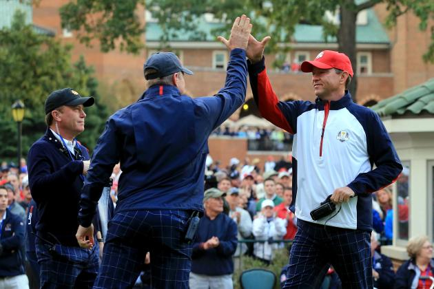 Ryder Cup 2012 Captains: Decisions Davis Love III Must Get Right for US Victory