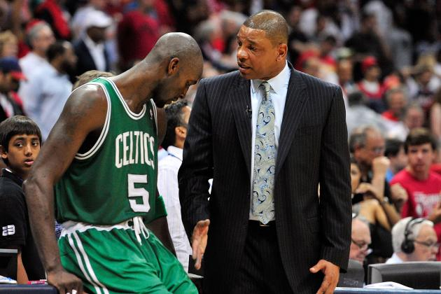 New-Look Bench Key to Boston Celtics' Success