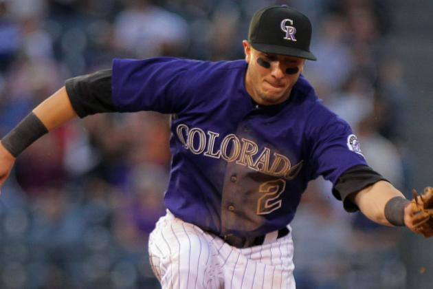 Troy Tulowitzki Hasn't Given Up Hope of Playing for Rockies During Final Week