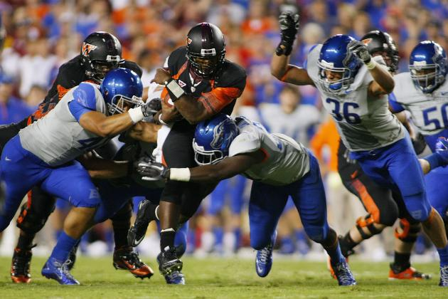 Boise State vs. New Mexico: Key Players for Broncos to Avoid the Upset