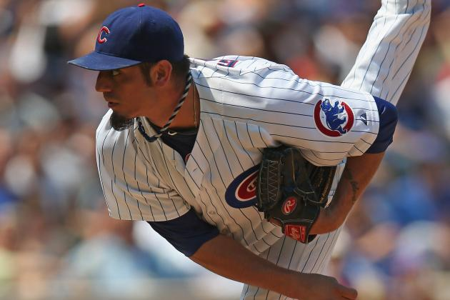 Matt Garza Has No Doubt He'll Be at Full Strength Next Spring