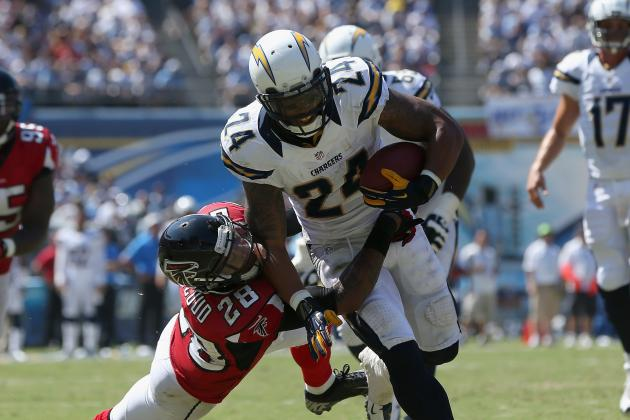 Patience for Ryan Mathews' Fumbling Is Not Infinite, and Other AFC West News