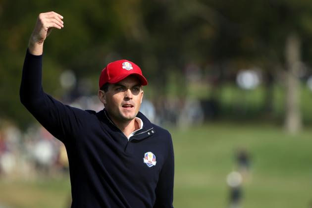 Keegan Bradley: Will Ryder Cup Performance Make Bradley Golf's Next Rising Star?