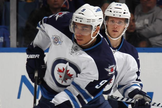 Jets Forward Evander Kane Signs Contract to Join KHL's Dinamo Minsk