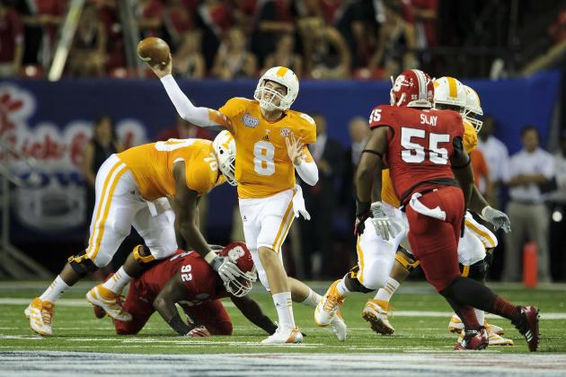Tennessee vs. Georgia: 3 Ways Vols Can Upset Bulldogs