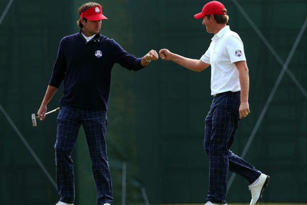 Ryder Cup 2012 Results: Highlights from Early-Morning Pairings