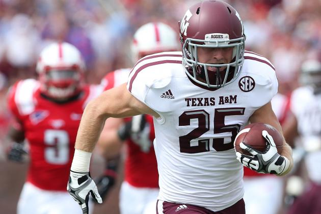 Aggies Quickly Pick Up New Offense