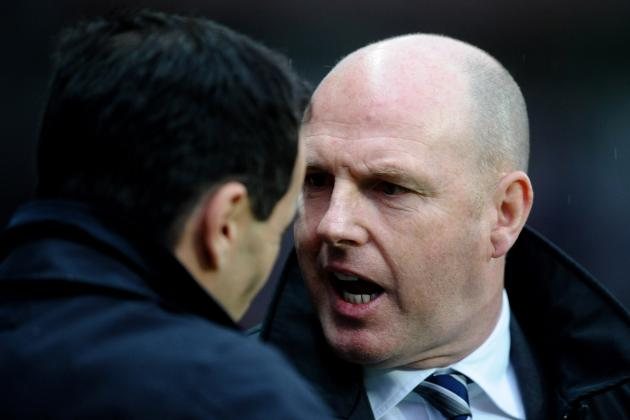 BREAKING: Blackburn manager Steve Kean has been