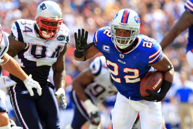 Fred Jackson or C.J. Spiller: Which Bills RB Will Play More in Week 4?