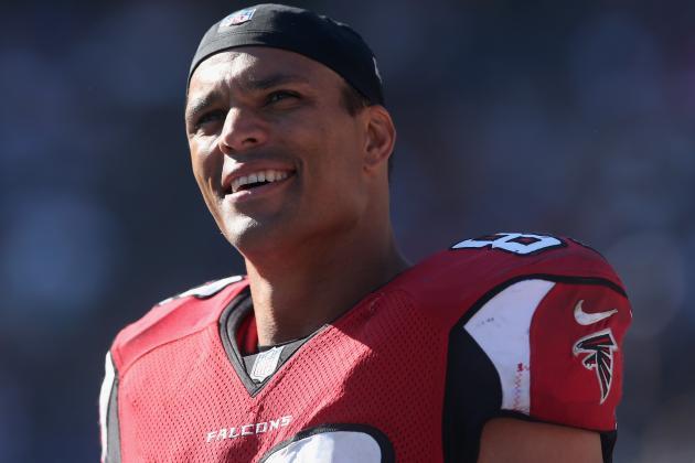 Tony Gonzalez: The Legend of the Atlanta Falcons' Tight End