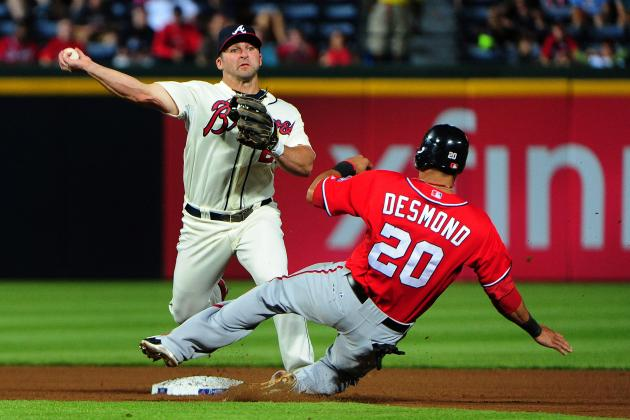 Dan Uggla Getting Hot at the Best Time for Atlanta Braves