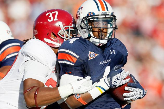 Auburn Football: Quan Bray Arrest Another Blow to Ailing Tiger Offense