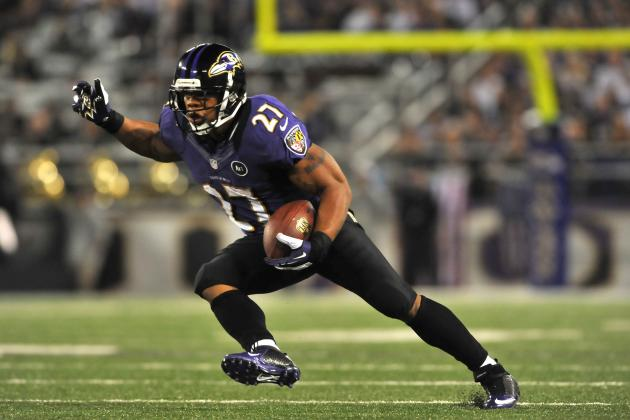 Baltimore Ravens: For Once, Baltimore Limiting Ray Rice's Carries Made Sense