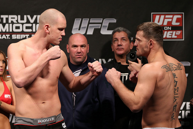 UFC on Fuel TV 5 Results: Live Reactions and Play-by-Play
