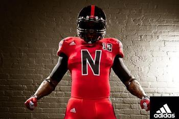 NU's Alternate Uniforms Bold, but Not Gaudy