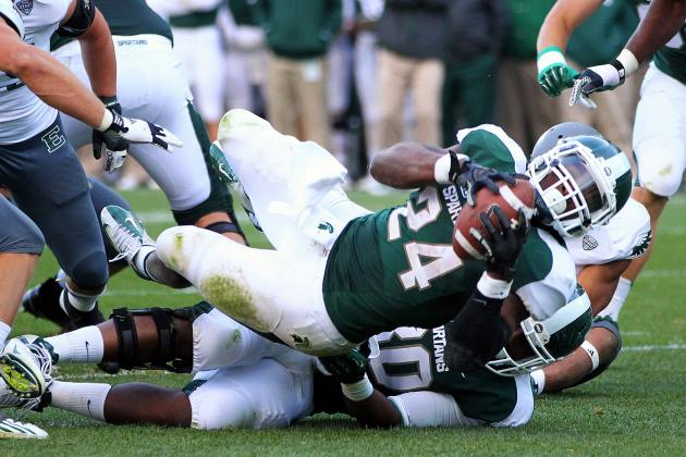 How Michigan State's Le'Veon Bell Slipped Through Recruiting Cracks