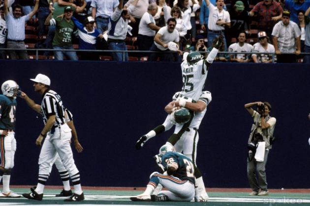 New York Jets Announce Wesley Walker and Mark Gastineau to Join Ring of Honor