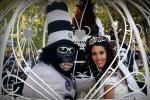Raider Nation Holds a Wedding, and You Absolutely Must See It.