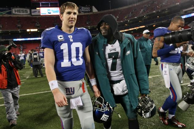New York Giants vs. Philadelphia Eagles: Preview & Prediction