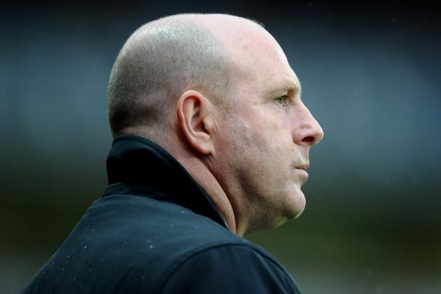 Steve Kean Resigns as Blackburn Rovers Manager