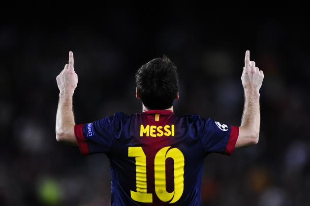 FIFA 13: Lionel Messi and More Superstars Gamers Will Love Using in Video Game