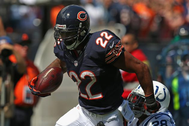 Matt Forte: Injury Won't Stop Chicago Bears RB from Big Monday Night Performance