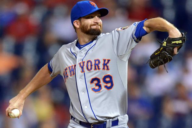Bobby Parnell Will Close Games for the Rest of the Year