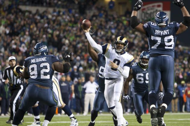 Seahawks vs. Rams: Spread Info, Line and Predictions