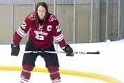 Gee Gees Captain Erika Pouliot Enters New Phase as Coach