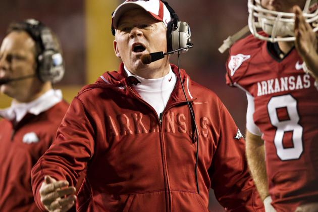 Wimp Sanderson Explains Why Bobby Petrino Won't Next Coach at Auburn