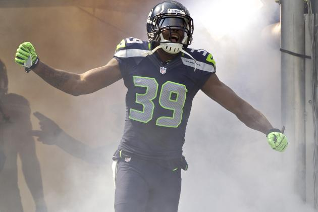 Cornerback Brandon Browner Fined for Hit in Monday's Game