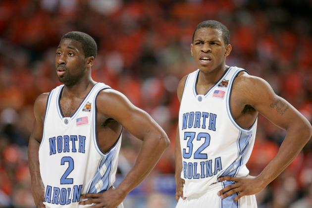 Debate: Pick Your All-Time UNC Starting 5