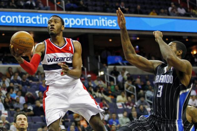 How John Wall's Injury Alters the Course for Washington Wizards