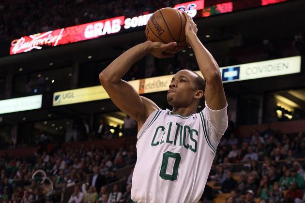Avery Bradley Says He's Ahead of Schedule