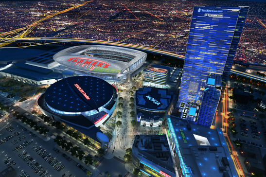 L.A. NFL Stadium Deal Officially Approved by City Council