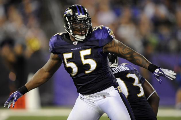 Terrell Suggs on Track to Return This Season