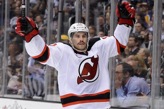 Devils' Adam Henrique Taking Return to Minors During Lockout in Stride