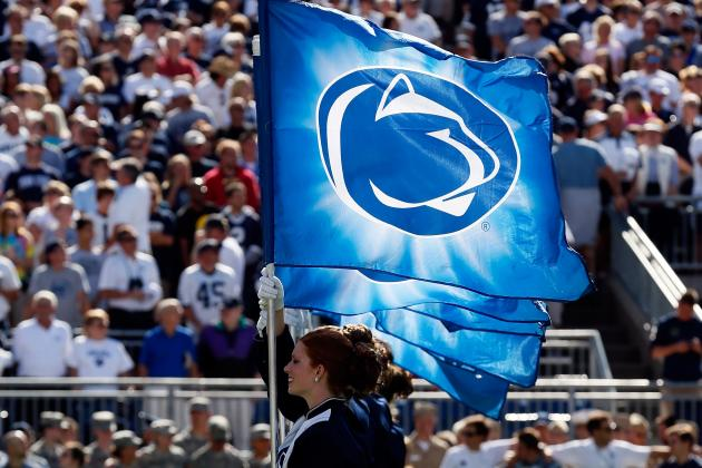 Penn State Makes Big Ten Leaders Division Title Its Goal